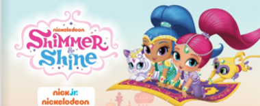 Shimmer and Shine, mattel, fisher price