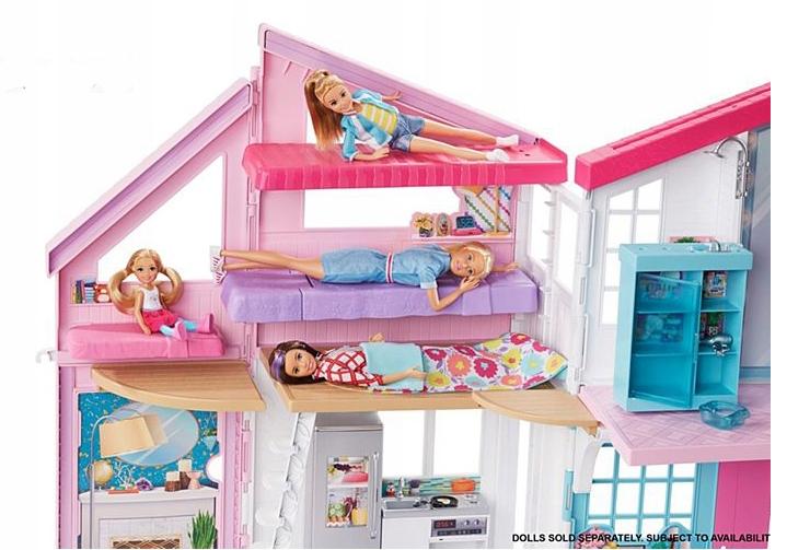 domek Barbie 2019